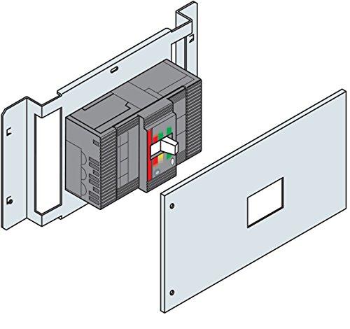 Abb-entrelec LK5005 Carril armario eléctrico, Metálico, Estándar