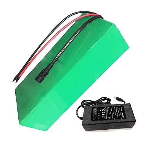 Seilylanka 48V 12Ah 13S4P Li-Ion Paquete de baterías E-Bike Ebike Bicicleta eléctrica 250 * 80 * 70mm Aceptar personalización con Cargador