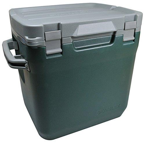 STANLEY(スタンレー) クーラーボックス 28.3L グリーン 大容量 保冷 頑丈 アウトドア キャンプ 釣り レジャ...