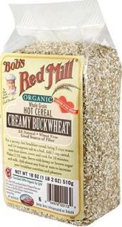 Bob's Red Mill Organic Cereal Creamy Buckwht 2Pk 18oz
