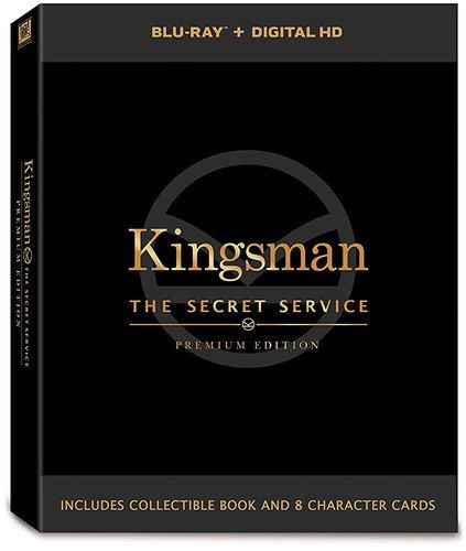 Kingsman: The Secret Service Premium Edition [Edizione: Stati Uniti] [Italia] [Blu-ray]