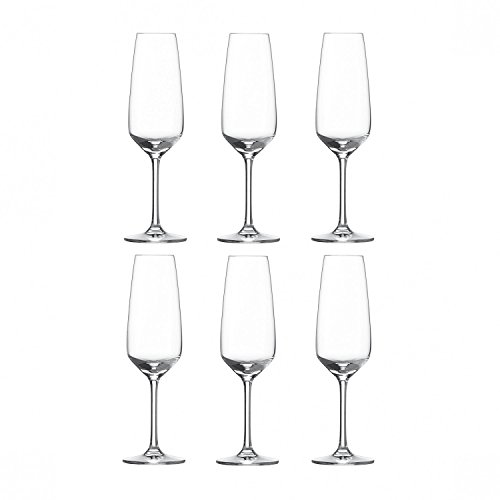 Schott Zwiesel 6er Set Taste Sektglas Champagnerglas 8741/7