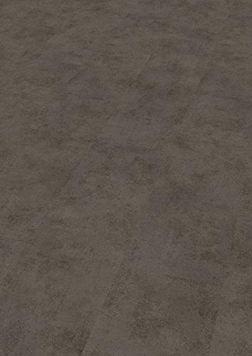 EGGER Home Laminat anthrazit Steinoptik - Chicago Concrete dunkel grau EHL001 (8mm, 2,533 m²) Klick Laminatboden   Bodenbelag im Beton-Stil