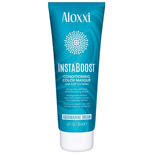 ALOXXI InstaBoost Color Depositing Conditioner Mask – Instant Temporary Hair Color Dye - Hair Color Masque for Deep Conditioning