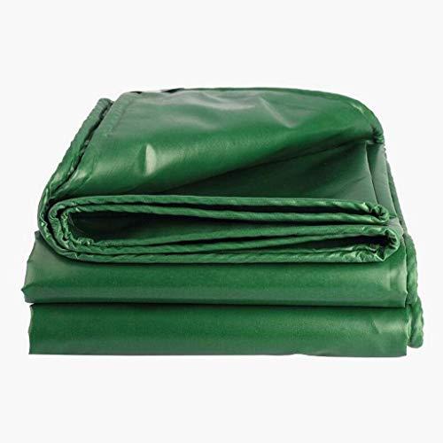 LLM Toldo El Engrosamiento Exterior de toldos de Lona Impermeable de Tela Impermeable de protección Solar de Vapor Lona de camión toldo de Tela del pabellón de Aislamiento (Size : 4 * 4m)