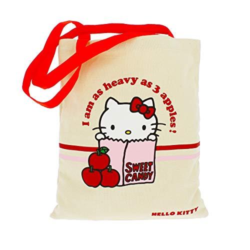 Hello Kitty Essential - Bolsa   Lona algodón