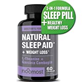 Best Sleeping Pills - Natural Sleep Aid For Adults Helps Insomnia Relief Review