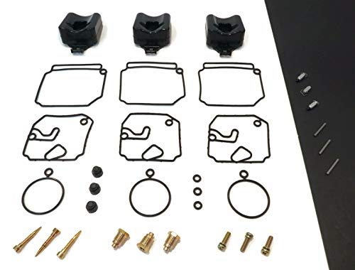 The ROP Shop | Carburetor Repair Kit for 2002 Yamaha 50HP 50TLRA & 2003 40HP 40TLRB Outboards -  100636_59
