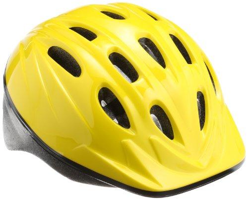 TOYO 自転車用幼児用ヘルメット イエロー Mサイズ(54〜57センチ) NO.540