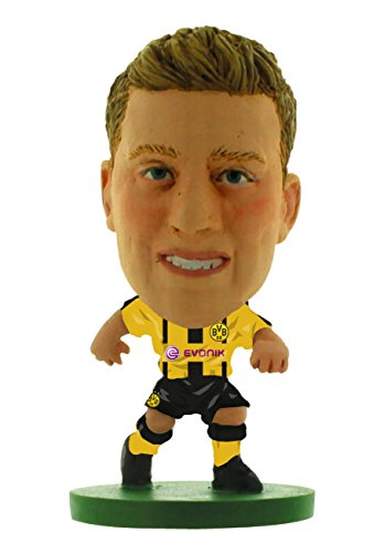 Soccer Starz Soc1119,Figur: Borussia Dortmund - Andre Schürrle 2017,Version: Heimtrikot