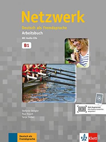 Netzwerk b1, libro de ejercicios + 2 cd: Arbeitsbuch B1 mit 2 Audio CDs: Vol. 3