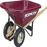 SCENIC ROAD Parts Box M8-2R Wheelbarrow