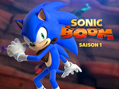 Sonic Boom - Saison 1