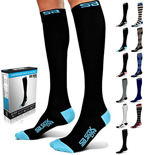 Our #7 Pick is the SB SOX Lite Compression Socks