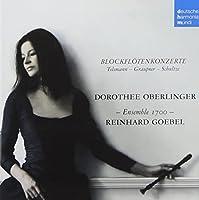 Recorder Concertos by Dorothee Oberlinger (2009-09-14)