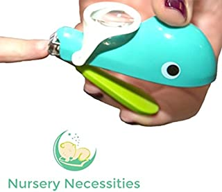 Nail Whale - #1 Best Baby & Child Nail Clippers -