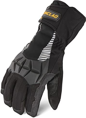 IRONCLAD TUNDRA GLOVES Rated to 0 Cold Cold Weather Insulated Waterproof Gloves Safety Reinforced product image