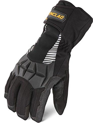 Ironclad CCT2-06-XXL, Tundra 2 Glove, Black, XXL