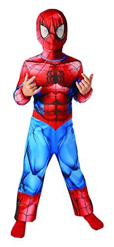 Rubie's 3620680 - Ultimate Spider-Man Classic, Action Dress Ups und Zubehör, L