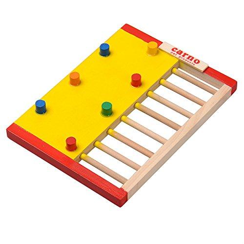 Kleintier Aktivität Spielzeug Aktivität Hamster Turnhalle Rutsche aus Holz - 5