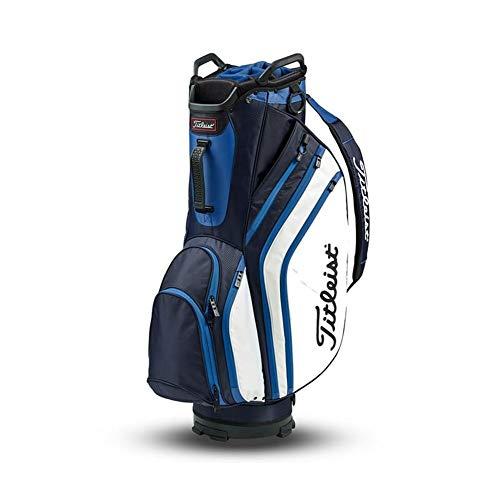 Titleist Lightweight Cart Bag Navy/Royal