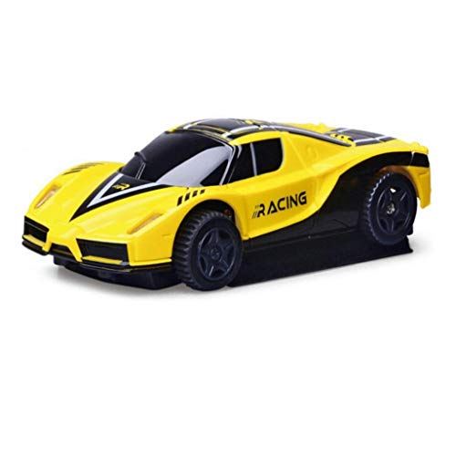 Remote Control Car - Wall Climbing Mini Stunt Race Car Toys - 360° Rechargeable Remote Controlled Car - Mini Toy Car with Lights and Controller- Christmas RC Cars Gift for Kids