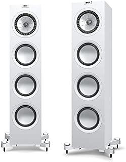 KEF Q750 Floorstanding Speaker (Each, White)