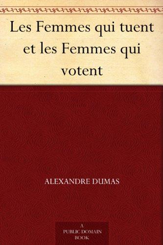 Couverture du livre Les Femmes qui tuent et les Femmes qui votent