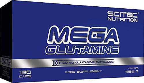 Scitec Nutrition Mega Glutamine, 120 Capsule