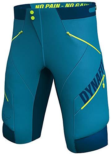 DYNAFIT M Ride Dynastretch Shorts Blau, Herren Hose, Größe XL - Farbe Mykonos Blue