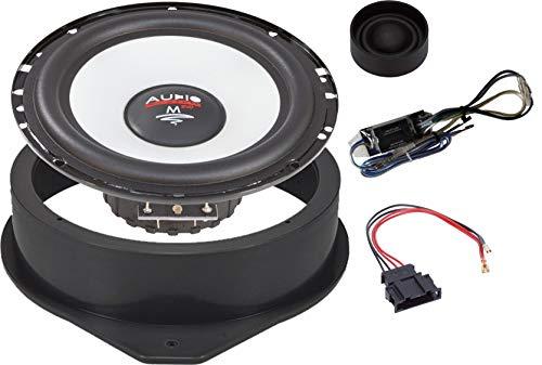 Audio System M165 kompatibel mit Audi A6 A4 A3 EVO 2003 - 2012