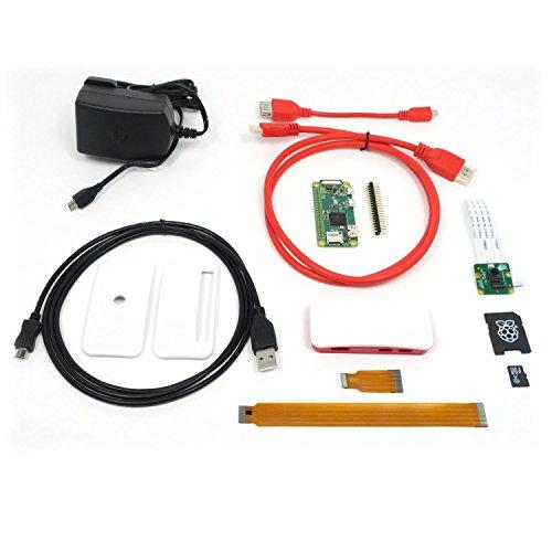 Cool Components Raspberry Pi Zero W Deluxe Bundle