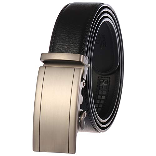Men's Genuine Dress Leather Belt $14.99(70% Off)