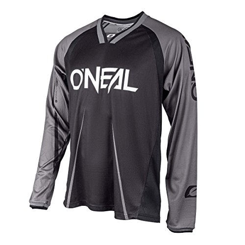 O 'Neal Element FR Blocker Juvenil Jersey Camiseta DH Downhill Enduro Terreno Quad Infantil Youth, 0076 KS de 4
