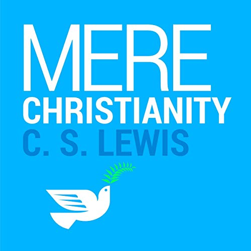 Mere Christianity cover art