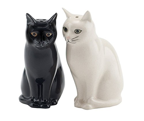 Quail Ceramics - Daisy & Lucky Salt and Pepper Pots by Quail