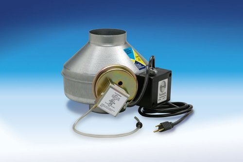 Systemair Dryer Booster Kit with Fan DBF 4XL Fantech