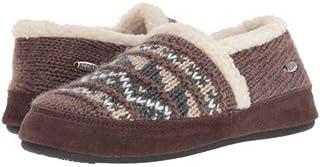 Acorn(エイコーン) レディース 女性用 シューズ 靴 スリッパ Nordic Moc - Nordic Brown [並行輸入品]