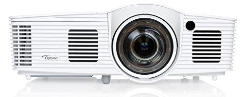 Optoma GT1070Xe Kurzdistanz DLP-Projektor (Full HD, 2800 Lumen, 23.000:1 Kontrast, 3D)