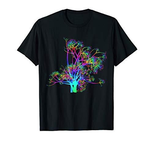 Neon Baum Goa Psy
