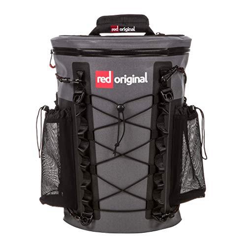 Red Paddle Deck Dry Bag-Borsa Stagna con Moschettoni, Unisex-Adulto, Multicolore, UNI