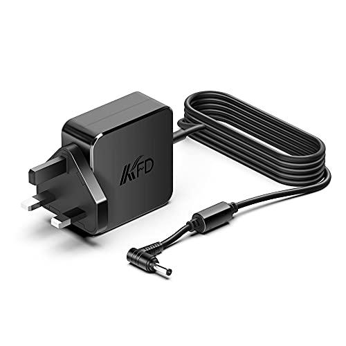 KFD 19V 2.37A AC Adapter for ASUS F555L F552C F551M F551C X551C X54C X551M X555L X554L X450EA X705M X751 S550C A52F V550 Notebook Charger 45W Power Supply AD883220 010KLF BAH 5.5 * 2.5mm UK Wall Plug