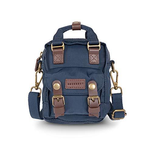 DOUGHNUT Macaroon Tiny Backpack, Unisex Adult, Navy, One Size