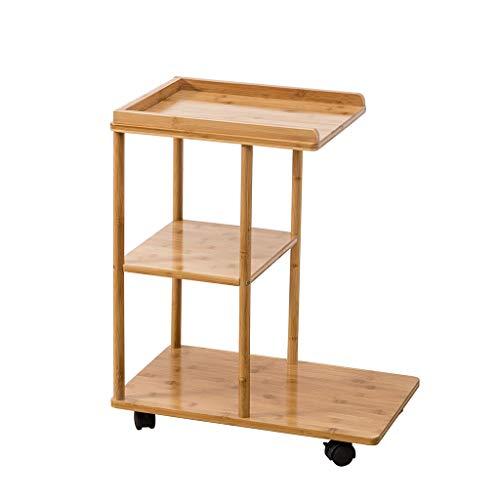 REN Divano Tavolino di Servizio, Estraibile Ruote, Facile da spostare, The Box in Grado di memorizzare Libri e riviste, Rendere la casa più Pulita e ordinata *
