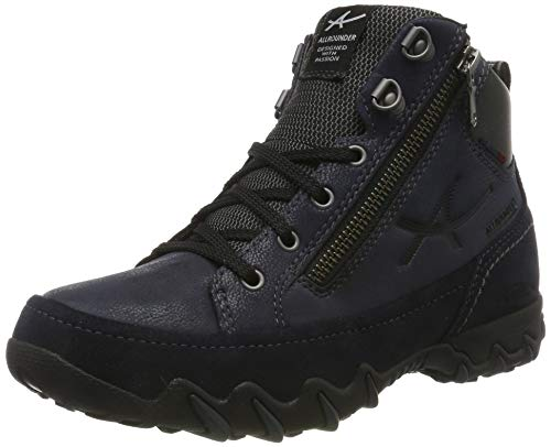 Allrounder by Mephisto Damen NEBLINA TEX Cross Trainer, Blau (Dress Blue Coresuede 07Ht Buk 07), 40 EU