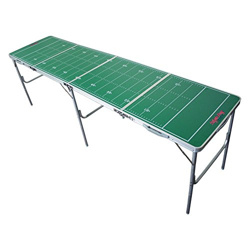 Wild Sports Football Field Beer Pong Table
