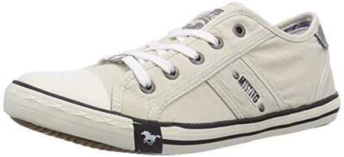 Mustang Damen 1099-302 Sneakers, Elfenbein (203 ice), 37 EU