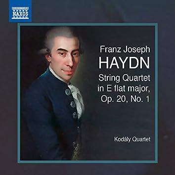 String Quartet No. 28 in E-Flat Major, Op. 20, No. 1
