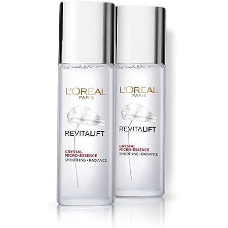L'Oreal Paris Revitalift Crystal Micro-Essence, 44 ml (Pack of 2)