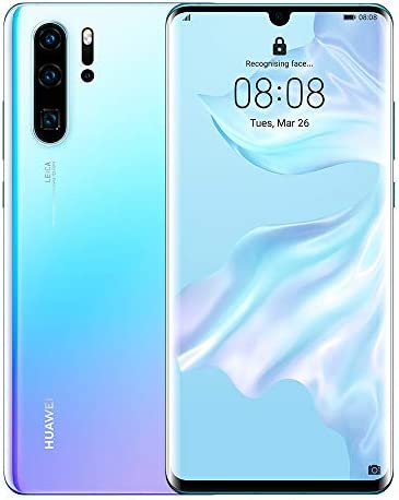 Huawei P30 Pro 128GB 8GB RAM VOG L29 International Version Breathing Crystal product image